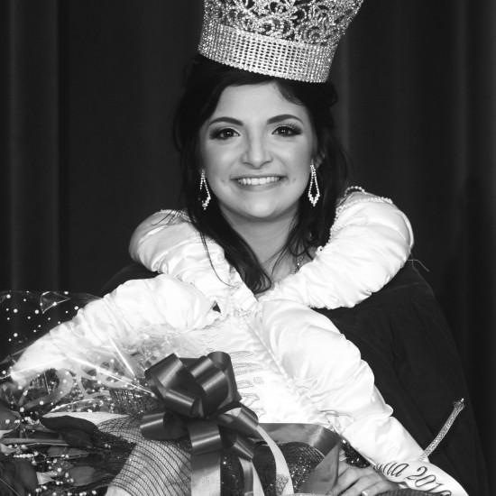 Carlee Whitehead - Miss Buna 2016