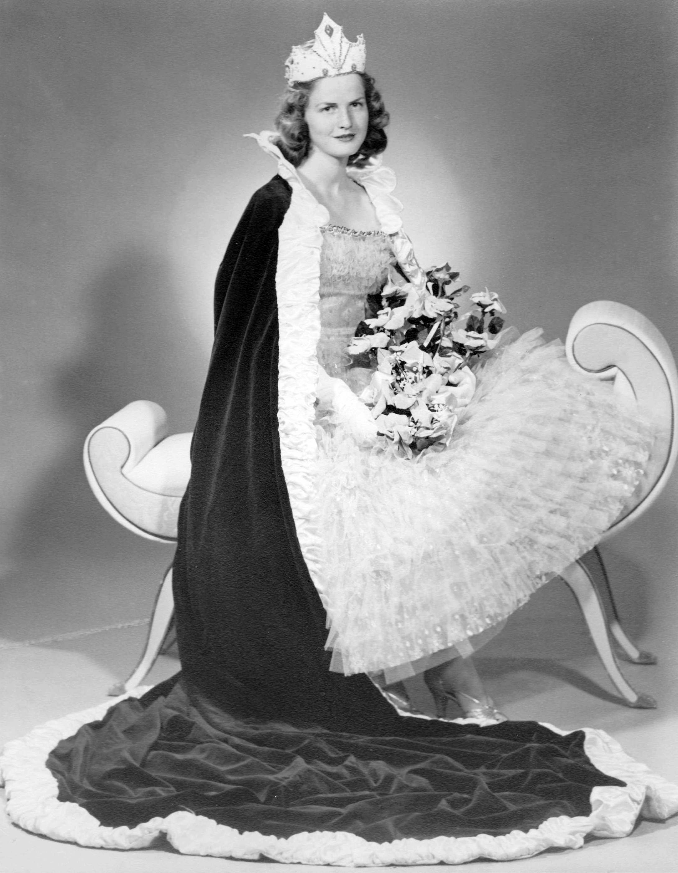 Charlie Dickerson Young - Miss Buna 1958