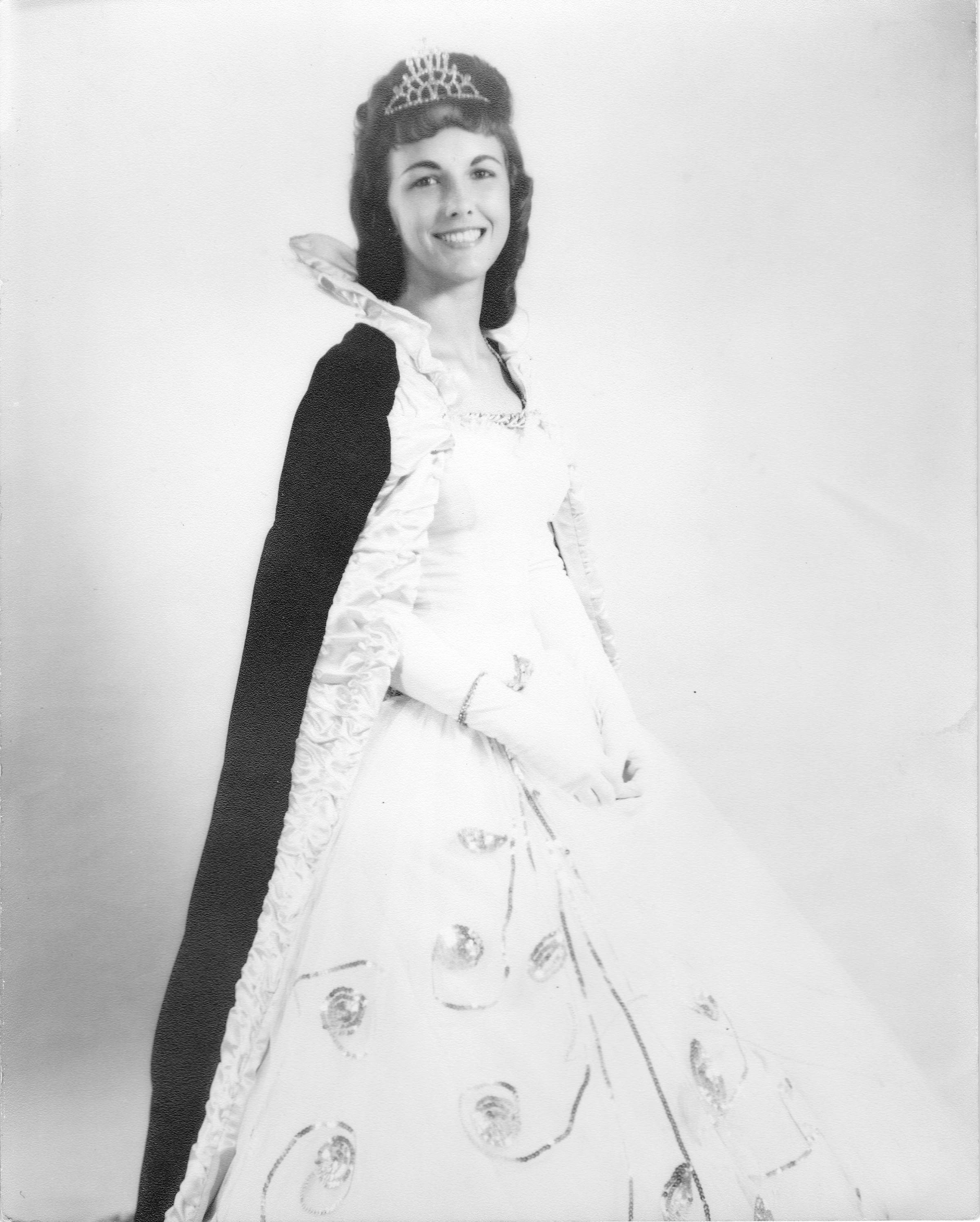 Barbara Franklin McCann - Miss Buna 1959
