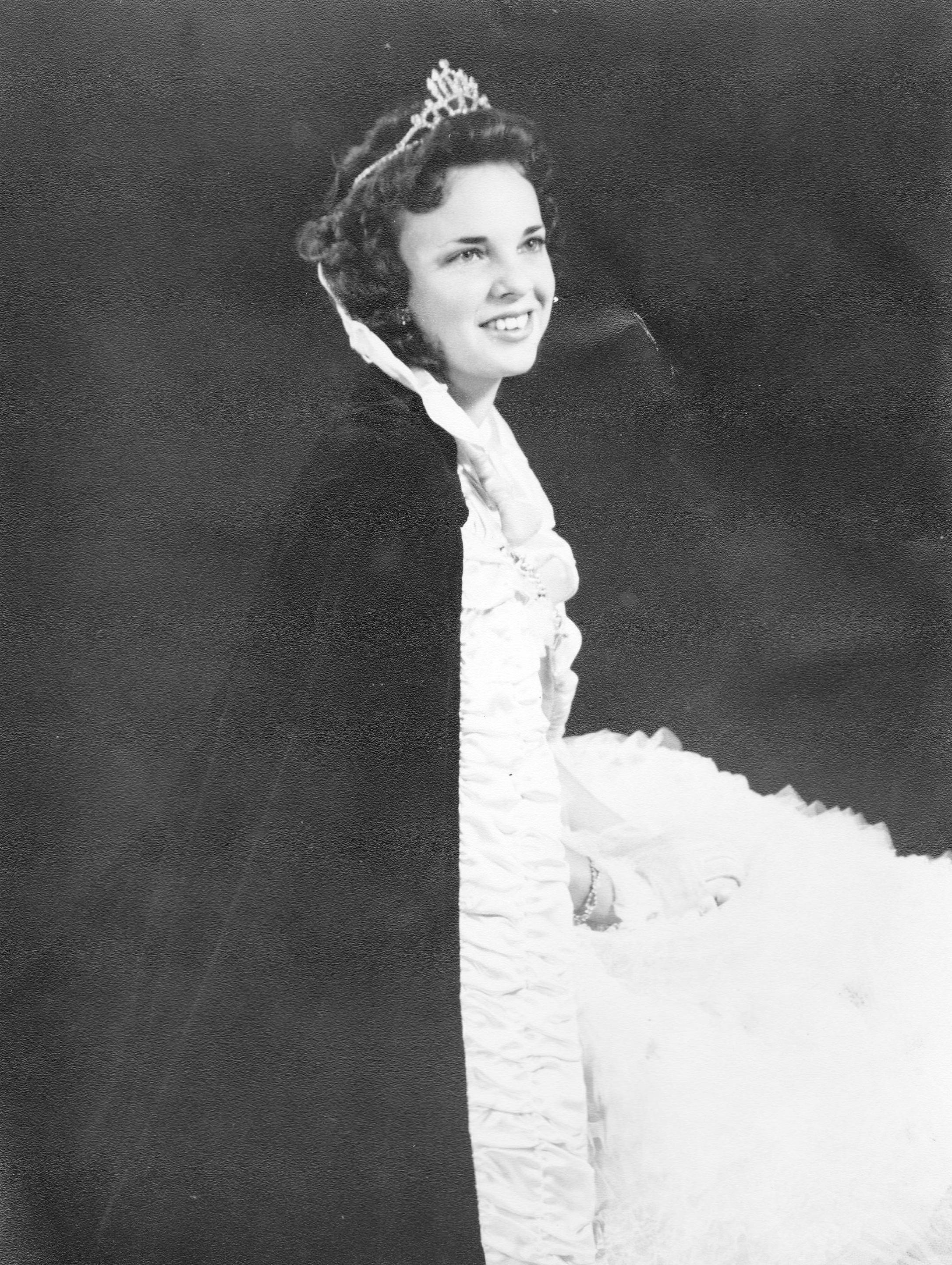 Trudy Herrin Totten - Miss Buna 1960