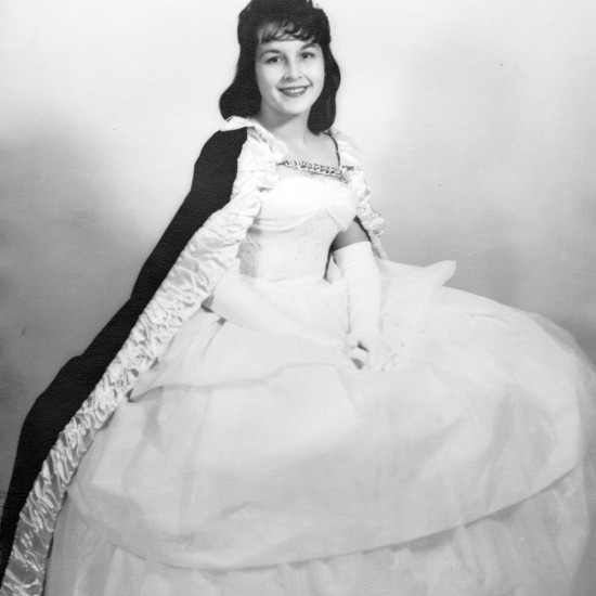 Martha Patterson Burroughs - Miss Buna 1962
