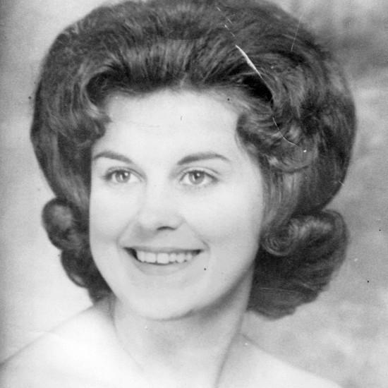 LaVerne Hill Carrell - Miss Buna 1963