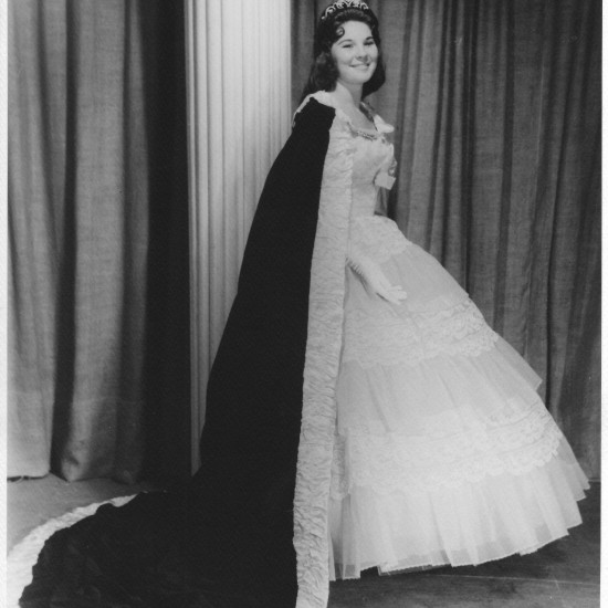 Margaret McGalin Westbrook - Miss Buna 1963