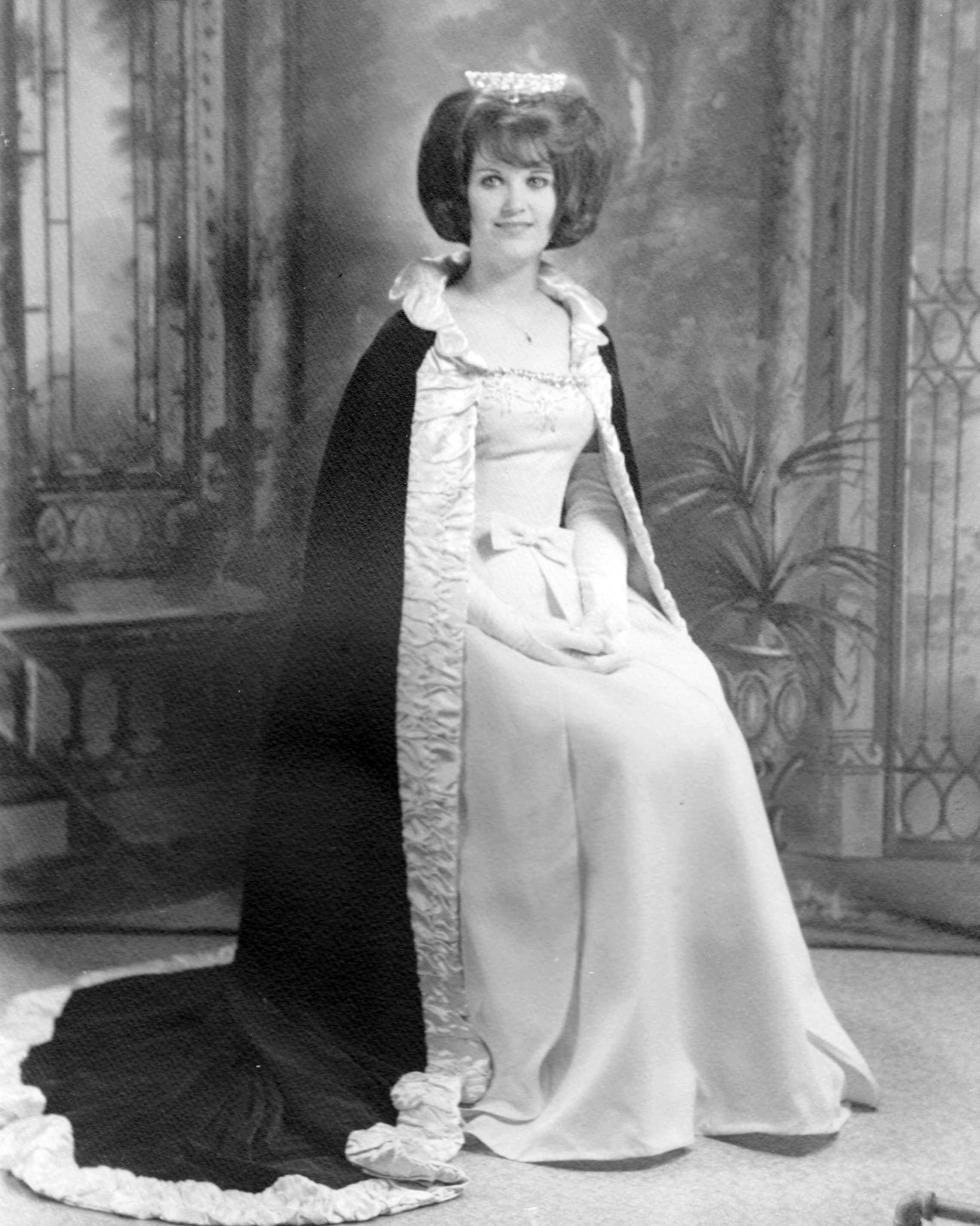 Cathy Adkins Barley - Miss Buna 1965