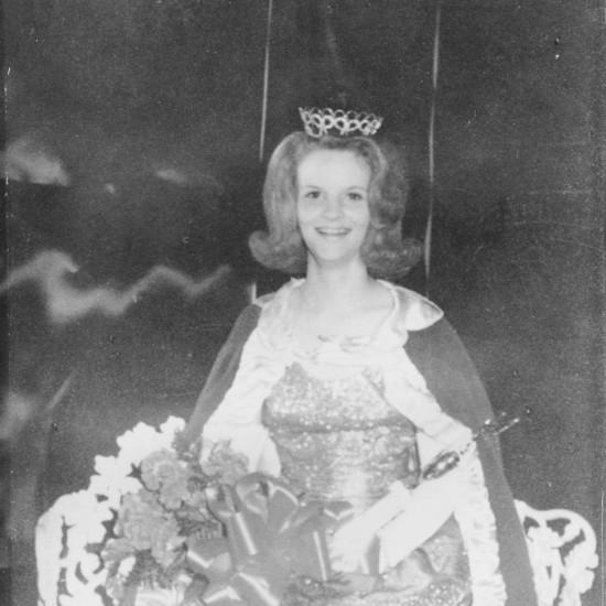 Annette Turner Henderson - Miss Buna 1968
