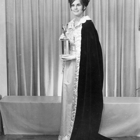 Mary Kay Smith Cole - Miss Buna 1969