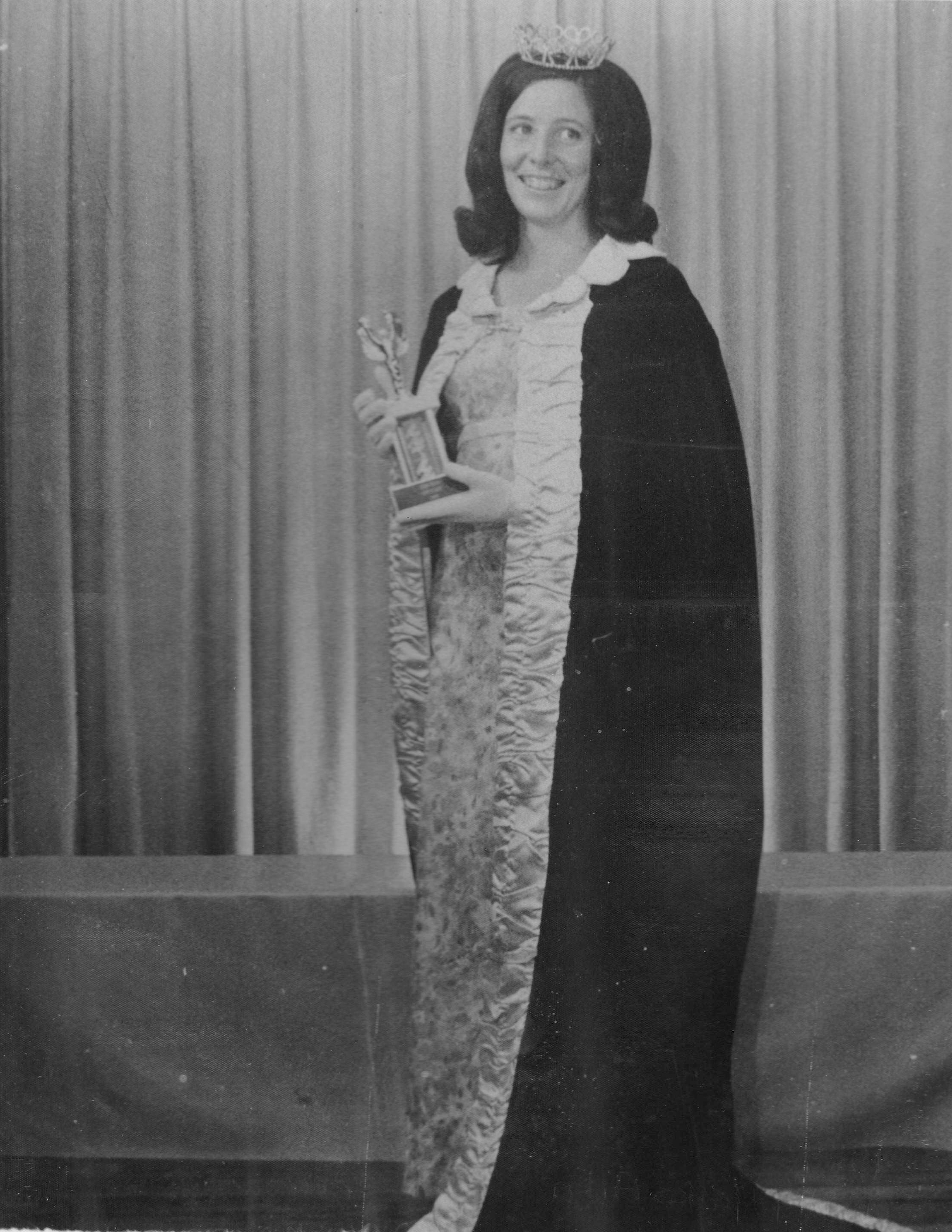Mary Yeates Allen - Miss Buna 1969