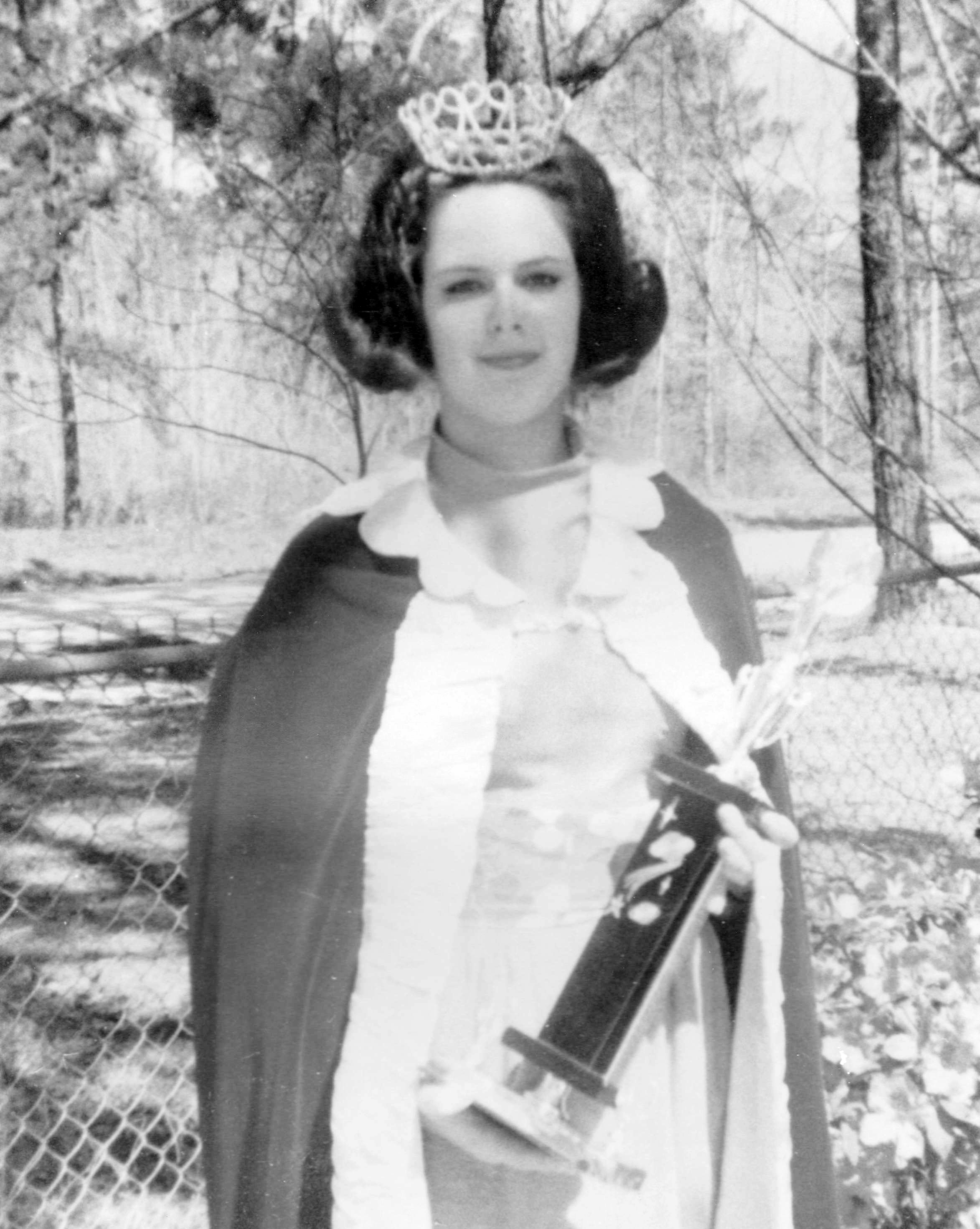 Connie McCullough Pate - Miss Buna 1971