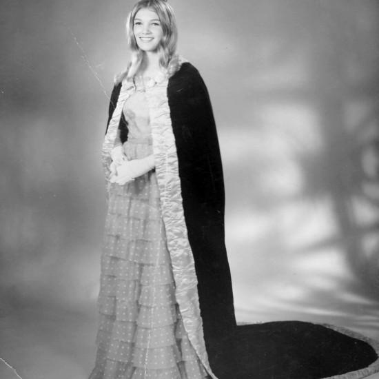 Kathy Franklin Anderson - Miss Buna 1973