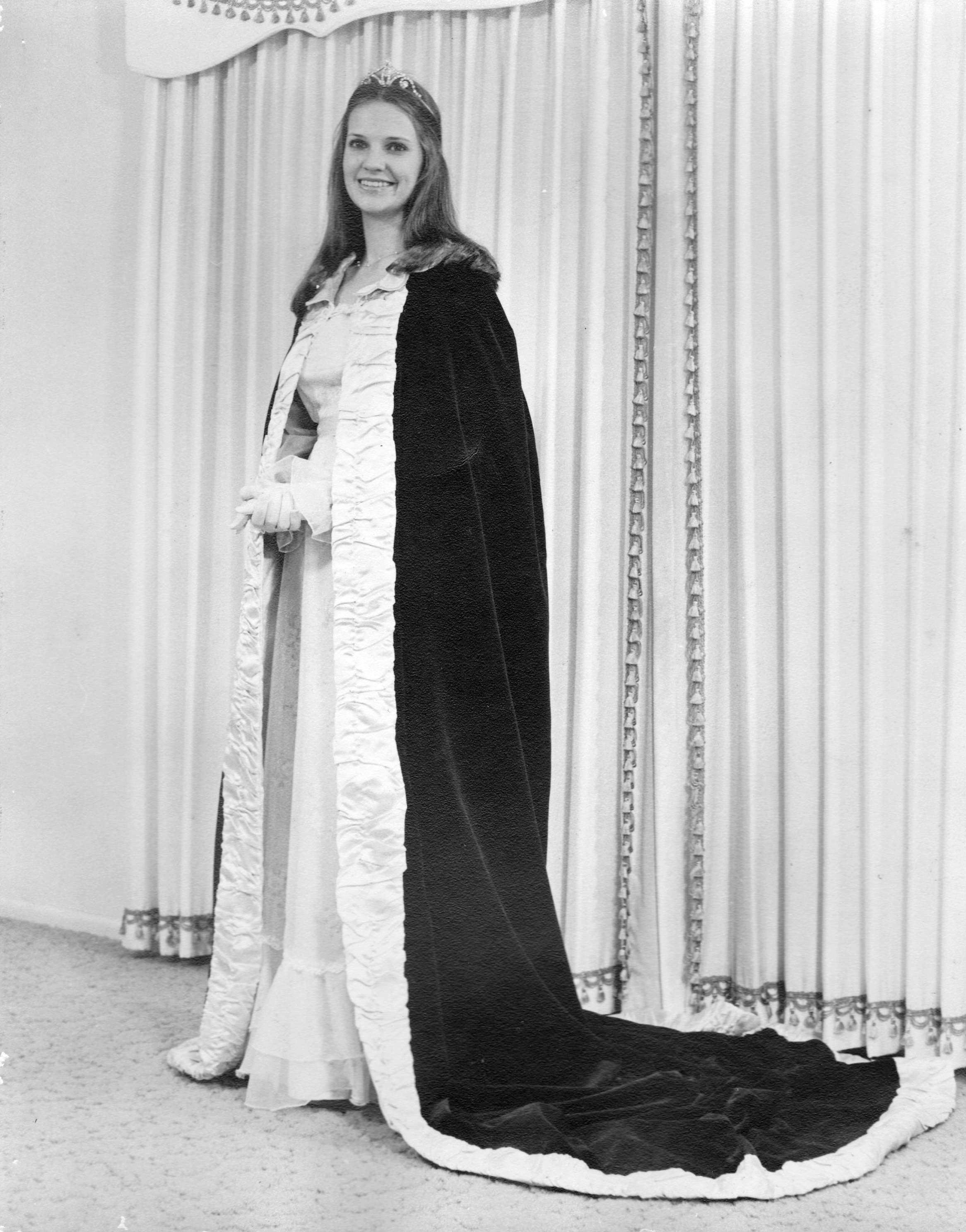 Cathy Burke Nolan - Miss Buna 1974