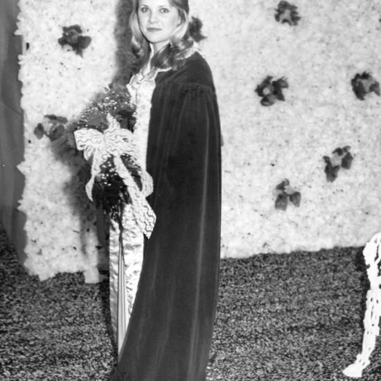Lesia Prince Crutcher - Miss Buna 1976