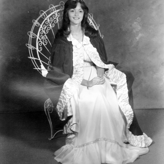 Paula McKinley Eubanks - Miss Buna 1978