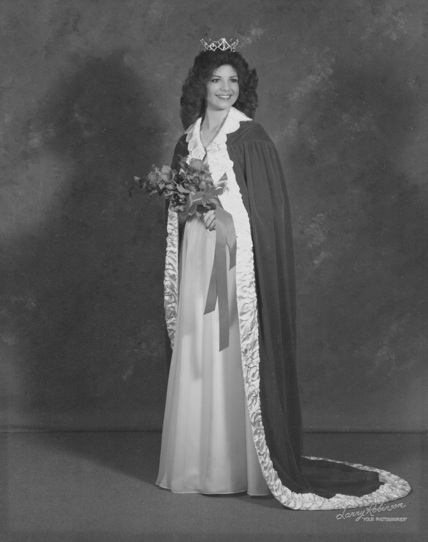 Rhonda Wood Stracener - Miss Buna 1979