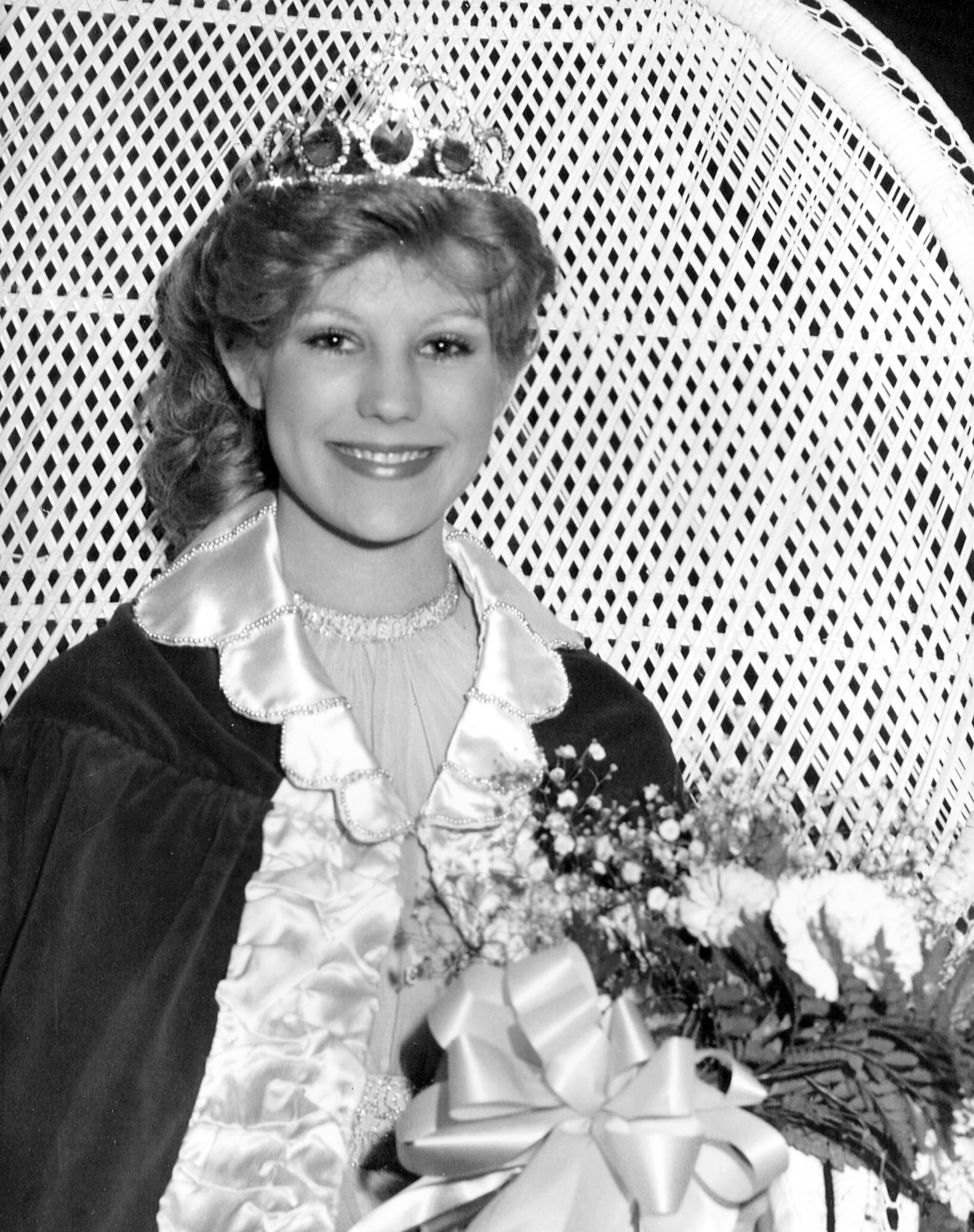 Lori Mixson Reneau - Miss Buna 1982