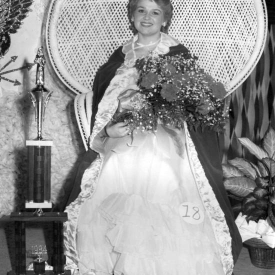 Sherry Lavergne Holmes - Miss Buna 1984