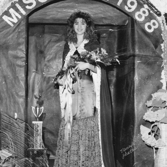 Tami Ross - Miss Buna 1988