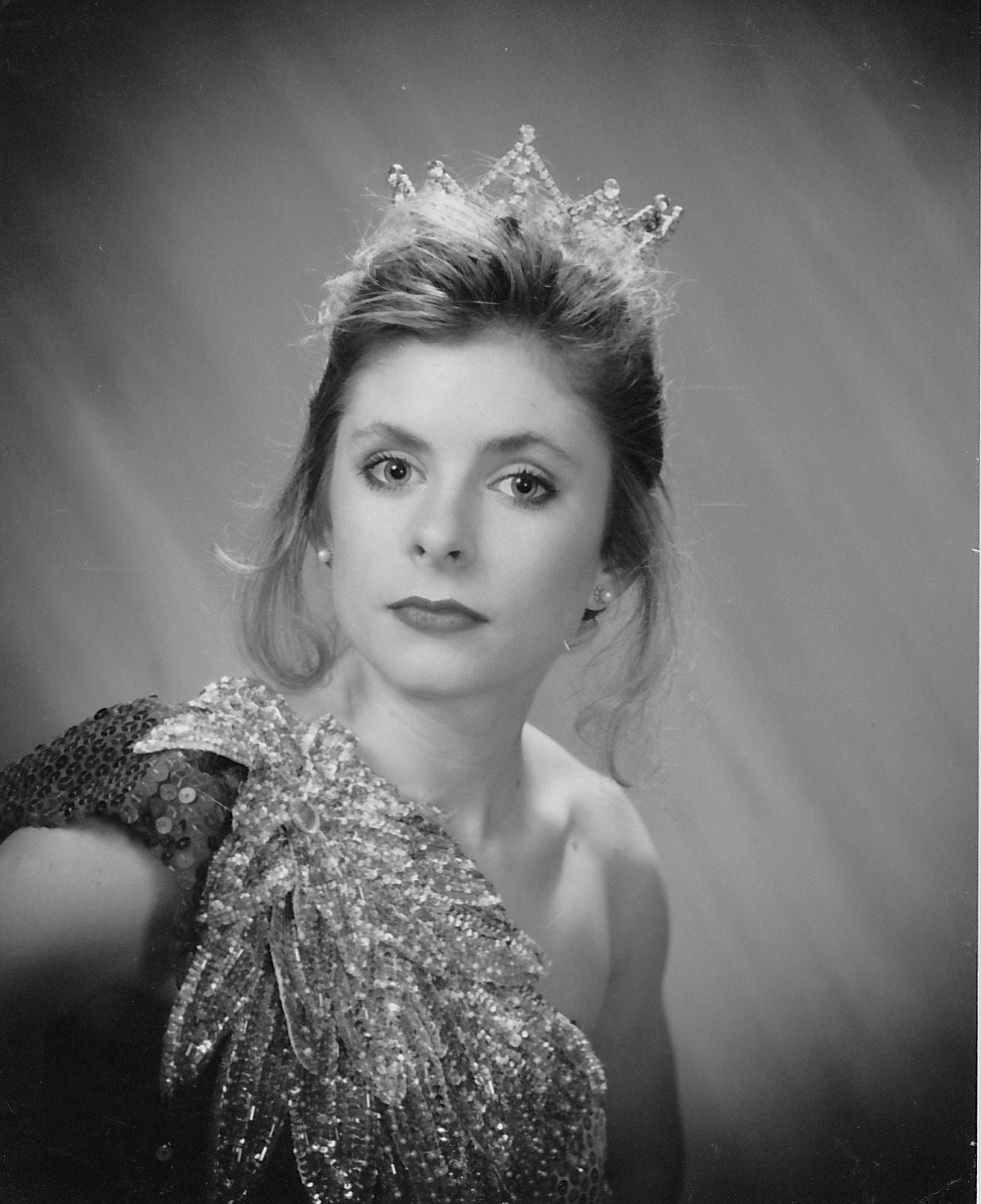 Kirista Gill Shehane - Miss Buna 1990