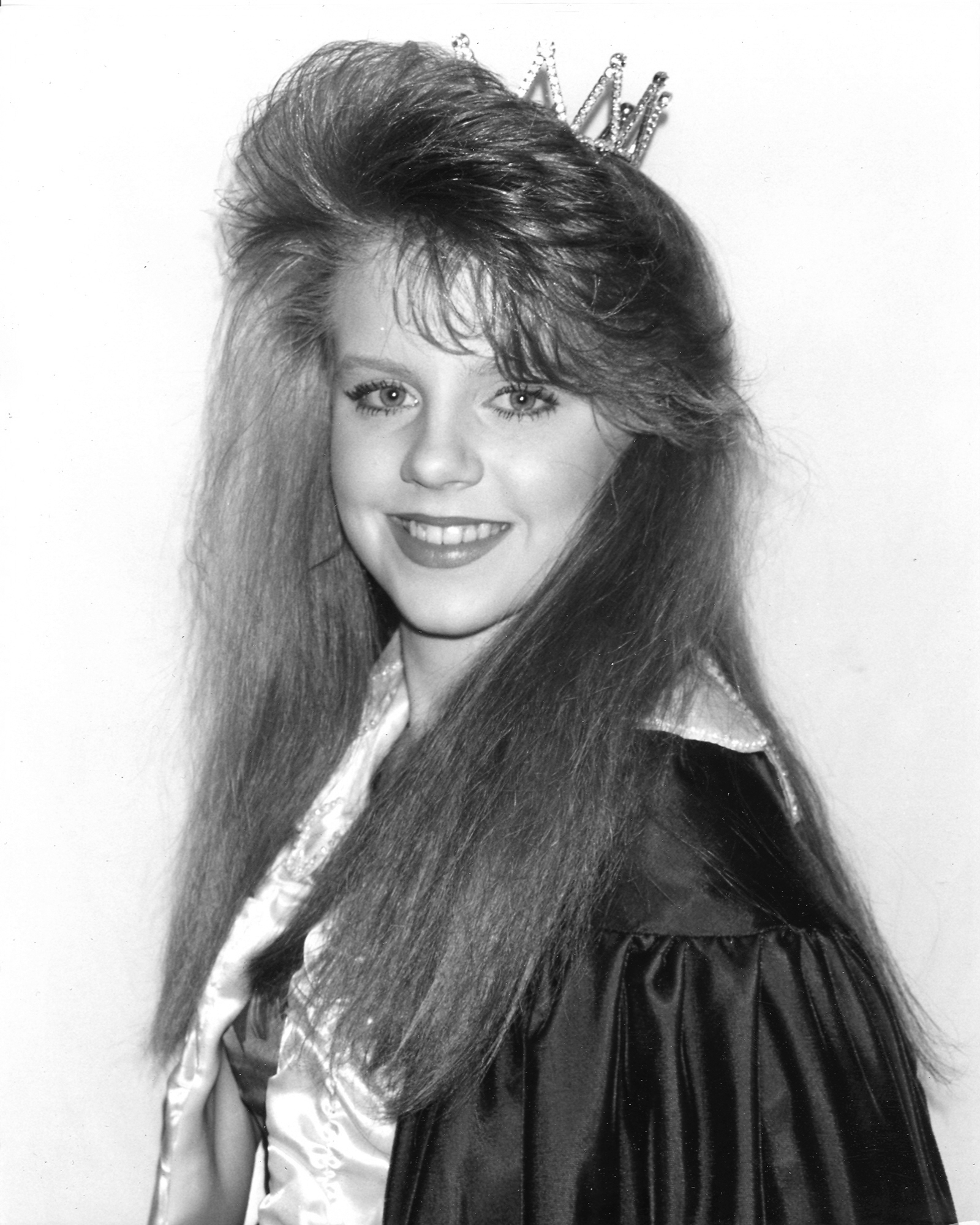 Bridgett West James - Miss Buna 1991