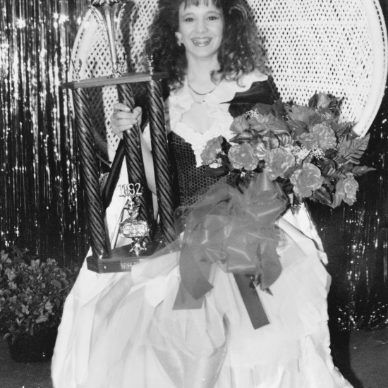 Crystal Horsley Pritchard - Miss Buna 1992