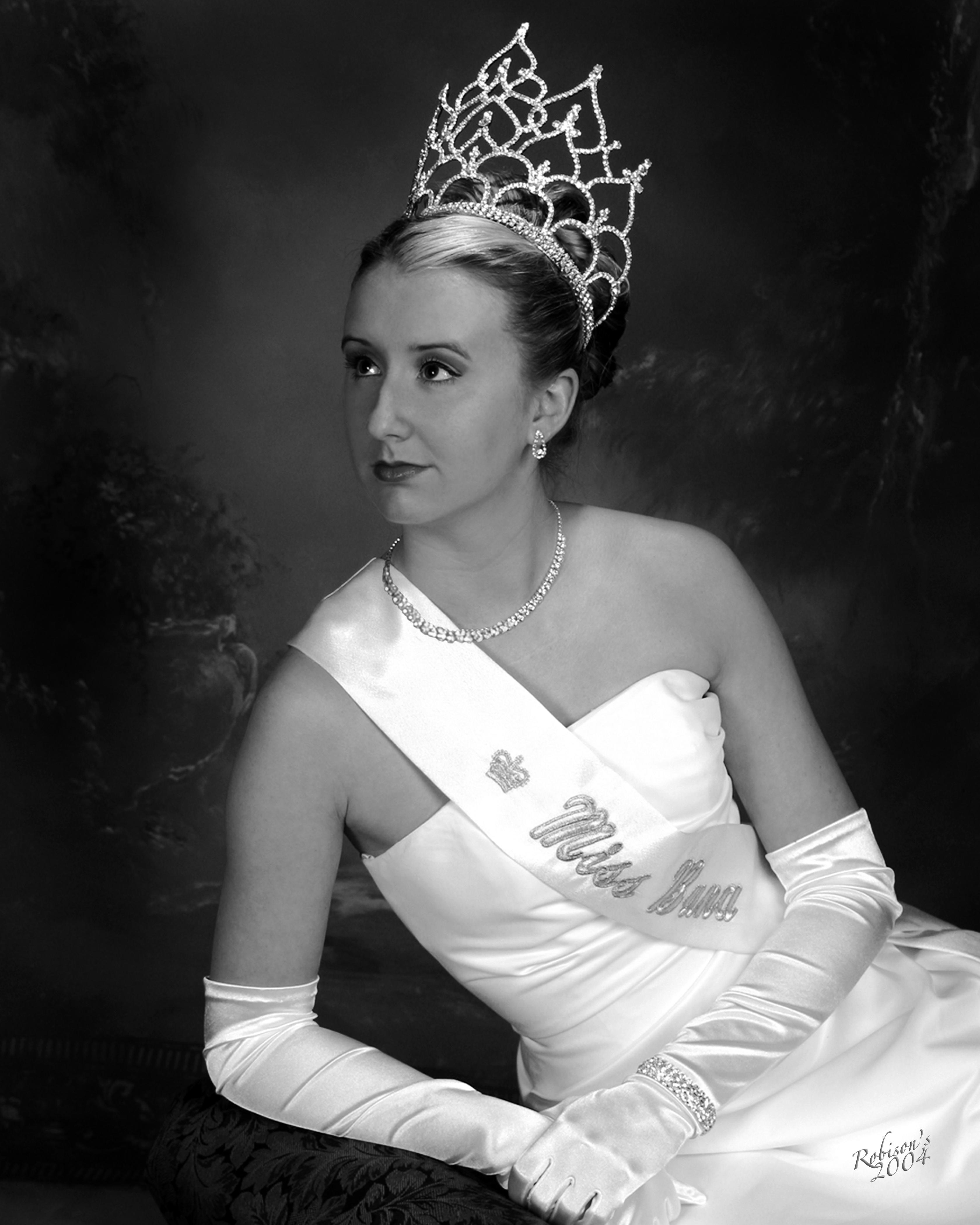 Kate Boudreaux Strawther - Miss Buna 2003